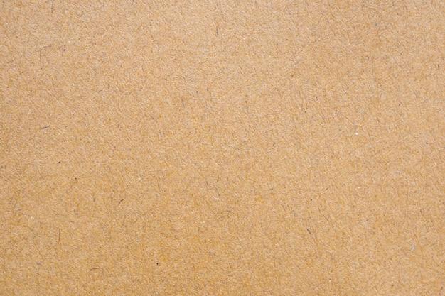 Fond De Texture De Feuille Kraft Recyclé écologique Papier Brun Photo Premium
