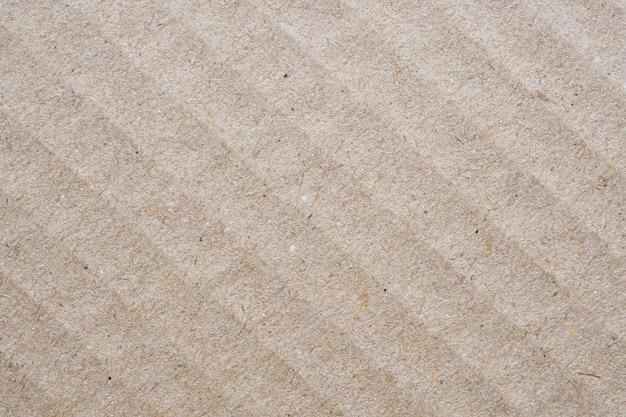 Fond De Texture De Feuille De Papier Carton Recyclé écologique Brun Photo Premium
