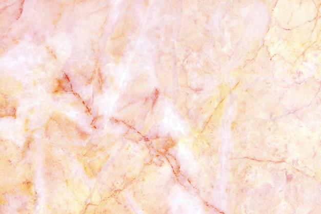 Fond De Texture De Marbre Or Rose, Sol En Pierre De Carrelage Naturel. Photo Premium