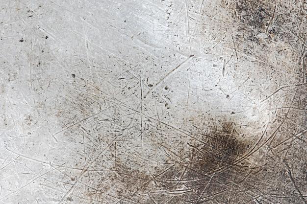Fond de texture en métal grunge Photo Premium