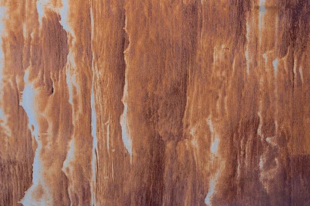 Fond De Texture En Métal Rouille. Photo gratuit