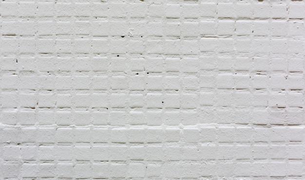 Fond De Texture De Mur De Carreaux Blancs Photo Premium