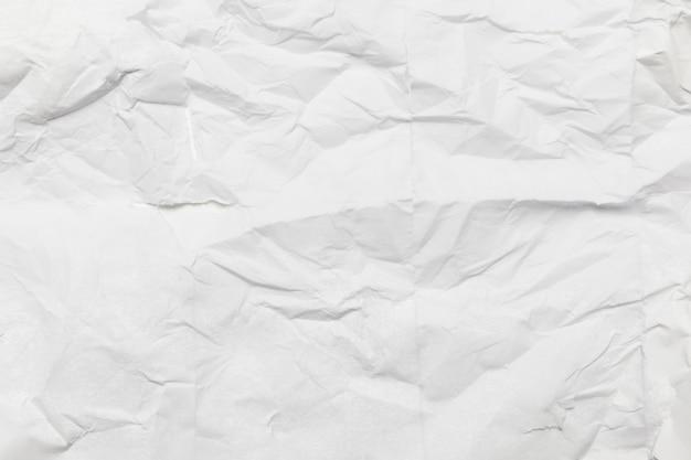Fond de texture de papier blanc Photo gratuit