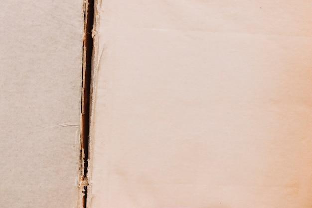 Fond de texture de papier déchiré grunge avec un espace pour le texte Photo gratuit