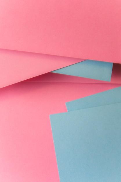 Fond de texture de papier gris et rose Photo gratuit