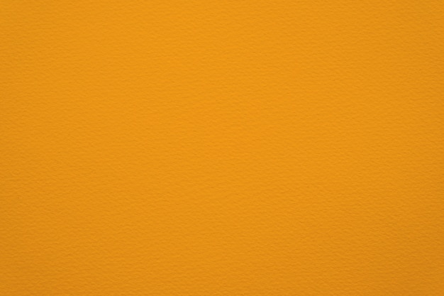 Fond de texture de papier jaune vierge Photo Premium
