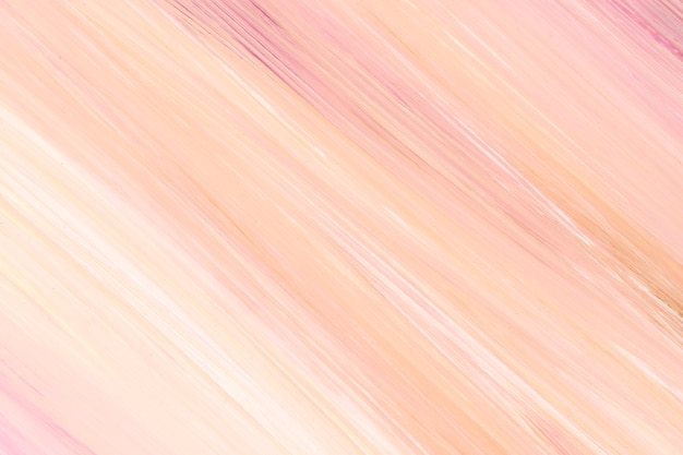 Fond texturé de peinture acrylique orange Photo gratuit