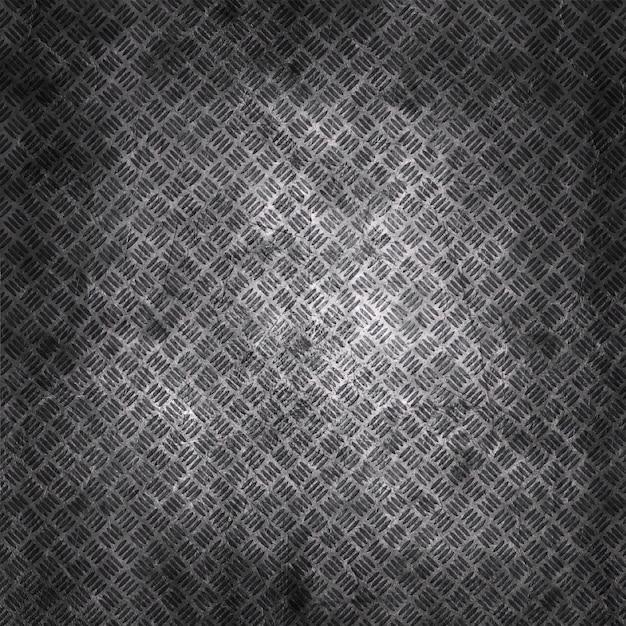 Fond de texture de plaque métallique grunge Photo gratuit