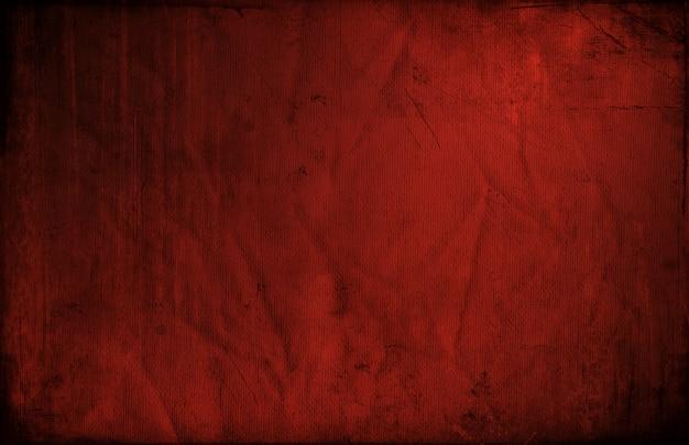 Fond De Texture Rouge Grunge | Photo Gratuite
