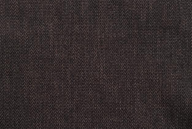 Fond de texture textile gunny. Photo Premium
