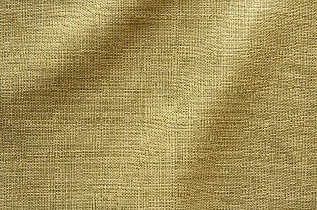 Fond de texture de toile de lin Photo gratuit