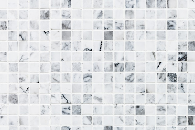 Fond de textures de carreaux blancs Photo gratuit