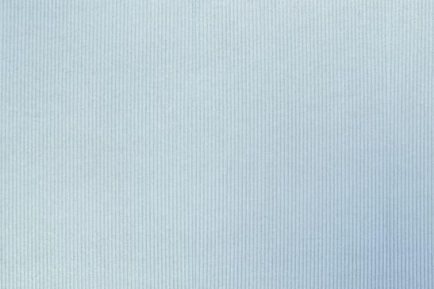 Fond en velours côtelé bleu Photo gratuit