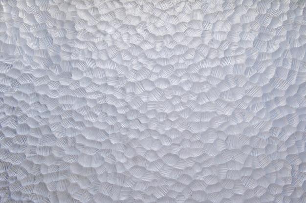Fond de verre clair texturé Photo Premium