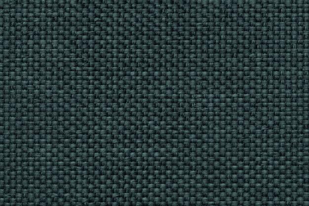 Fond vert avec damier tressé Photo Premium