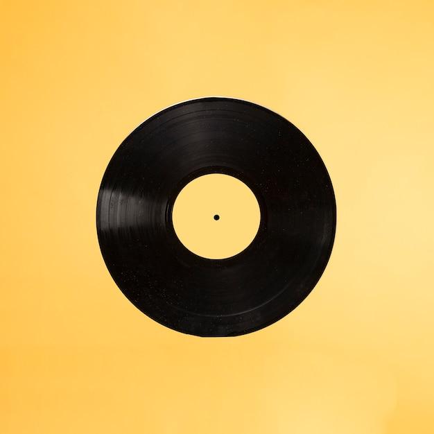 Fond D'un Vinyle Rétro Photo gratuit