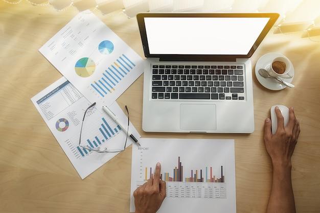 Fonds en ligne financiers fonds stylo technologie Photo gratuit