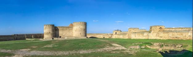 Forteresse de la citadelle d'akkerman en ukraine Photo Premium