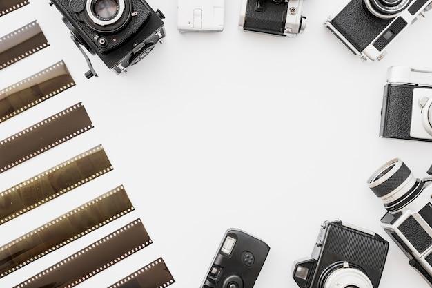 Frontière du film et des caméras Photo gratuit
