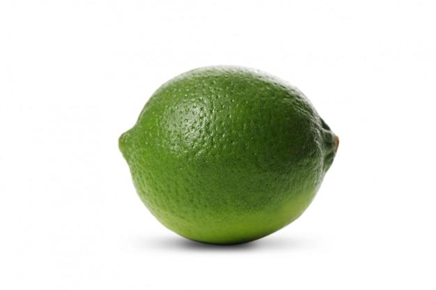 Fruit De Citron Vert Frais Isolé Photo gratuit