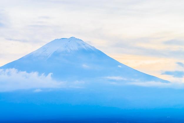 Fuji de montagne Photo gratuit