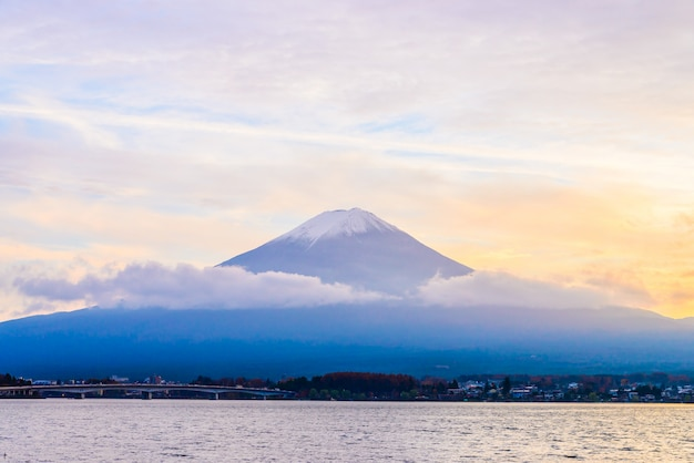 Fuji mountain Photo gratuit