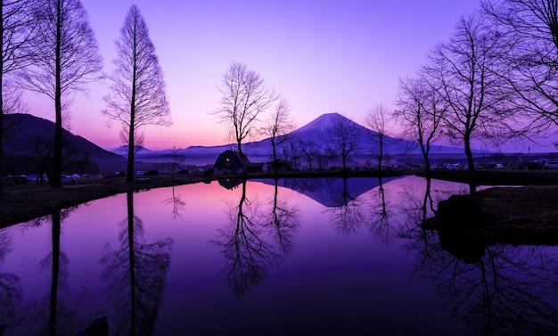 Fujinomiya shizuoka au japon Photo Premium
