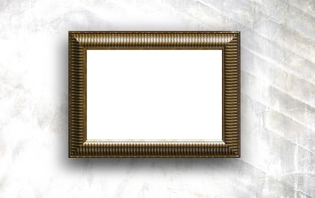 Galerie de photos, vintage photo framed Photo Premium
