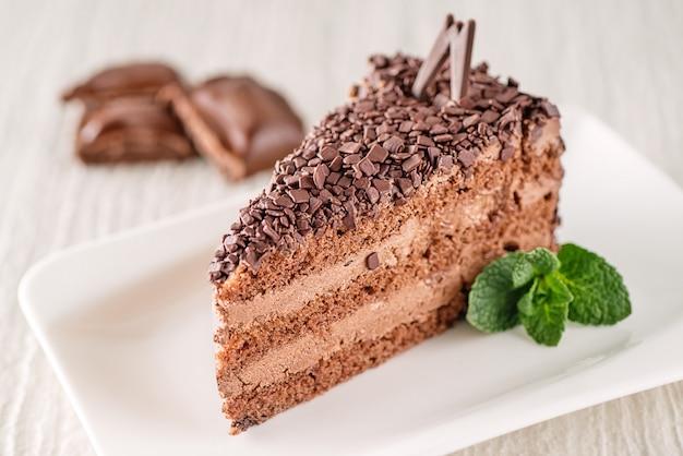 Gâteau aux carottes aux noix Photo Premium