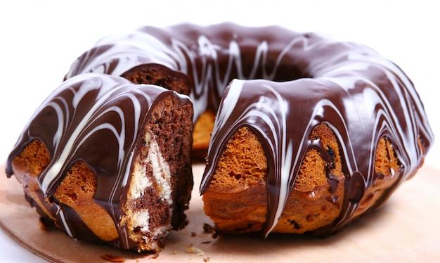 Gâteau Aux Fruits Photo gratuit
