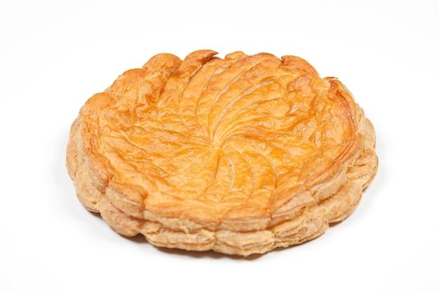 Gâteau épiphanie Sur Espace Blanc Photo gratuit