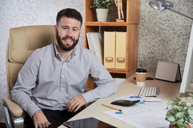 Gérant Financier Photo gratuit