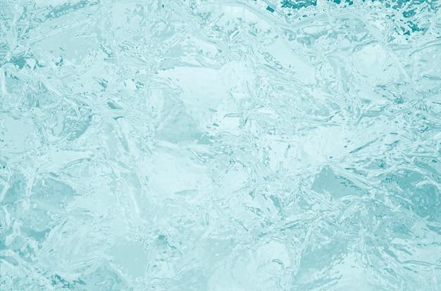 Glace fond glace Photo Premium