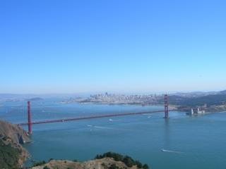 Golden Gate Bridge Marin Photo gratuit