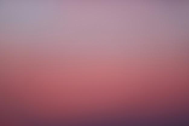 Gradation de couleur magenta et violet du ciel du lever du soleil en thaïlande Photo Premium