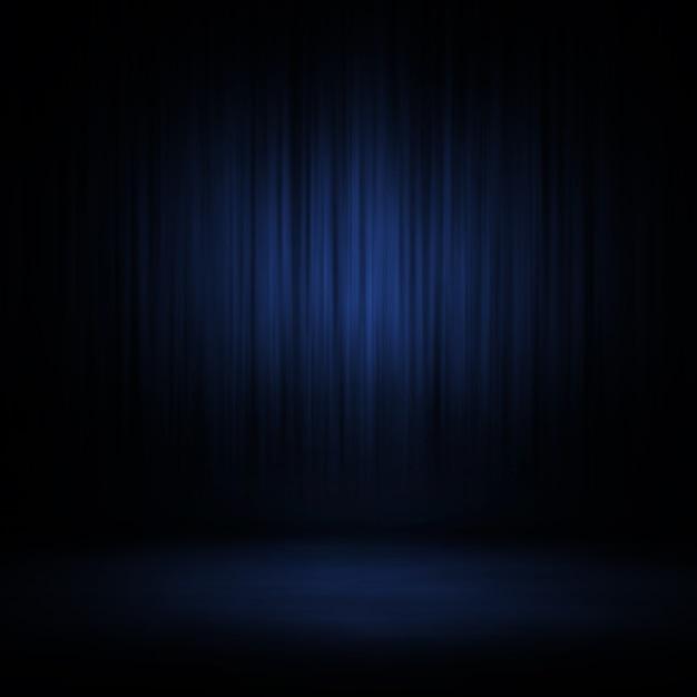 Gradient Noir De Luxe Abstraite Avec Un Fond De Vignette Noir Frontière Photo gratuit