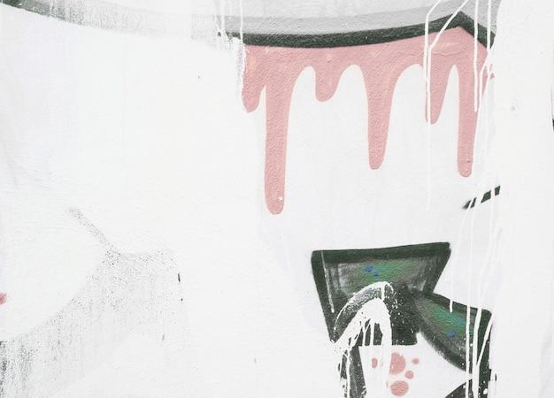 Graffiti détail fond d'écran ou texture Photo Premium