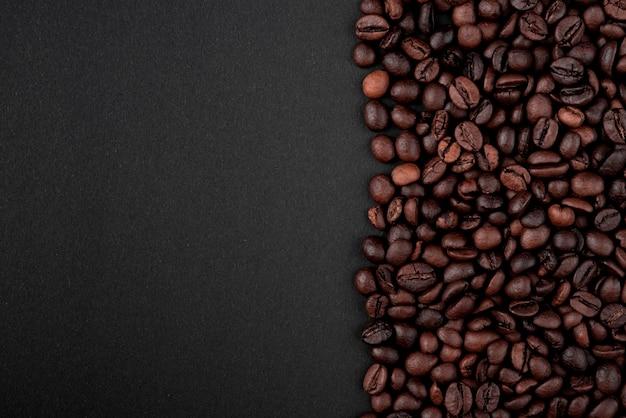 Grains De Café Torréfiés Photo gratuit