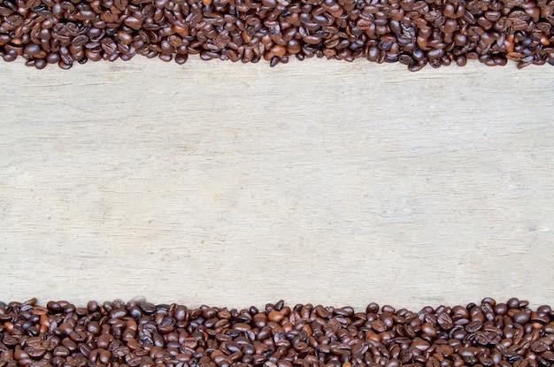 Grains de café Photo gratuit