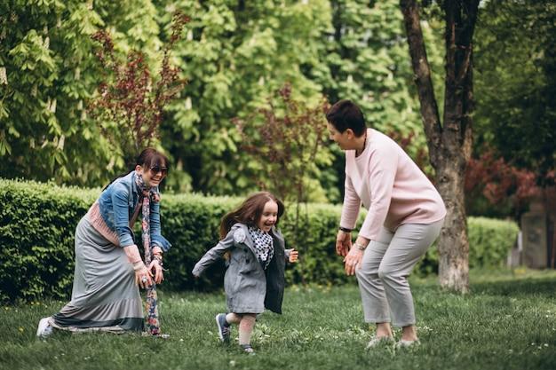 Grand-mère mère fille Photo gratuit
