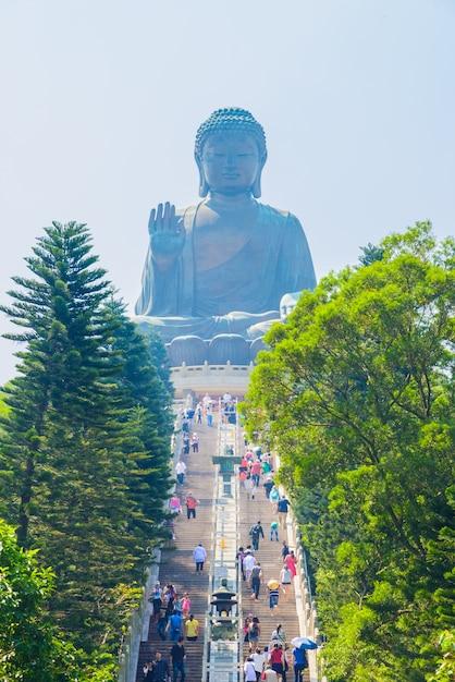 Grand sit religieux religion bouddhisme Photo gratuit