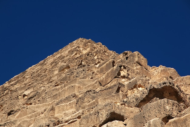 Grandes Pyramides De L'égypte Ancienne à Gizeh Le Caire Photo Premium