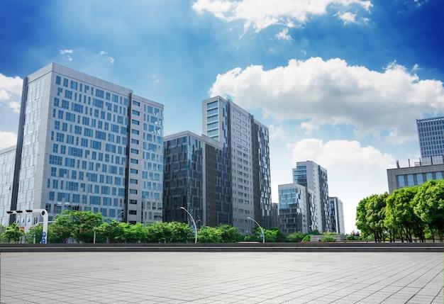 Les Grands Immeubles De Bureaux Photo gratuit