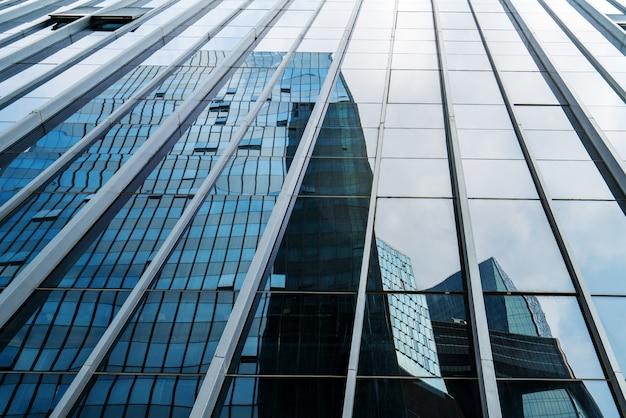 Le gratte-ciel se trouve à chongqing en chine Photo Premium