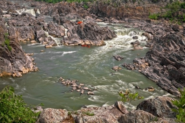 Great falls hdr Photo gratuit