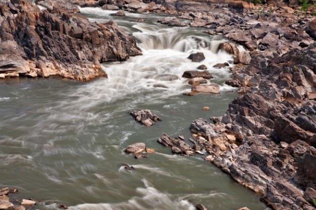 Great falls hdr Photo gratuit