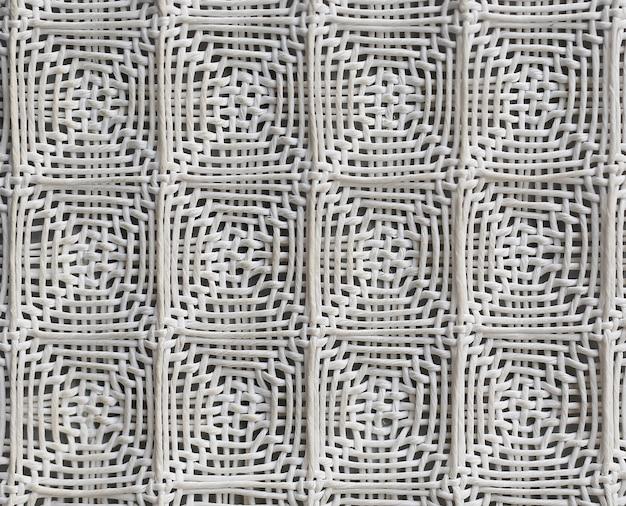 Grille tissée de papier textile Photo Premium