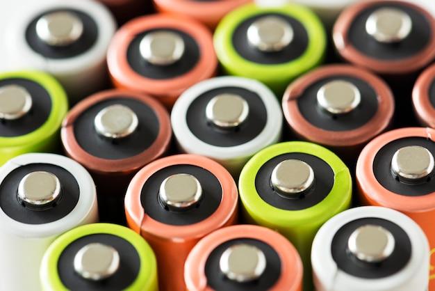 Gros Plan De La Batterie Photo gratuit