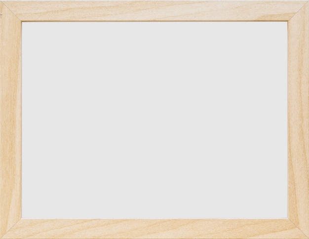 Gros plan, blanc, blanc, cadre bois Photo gratuit
