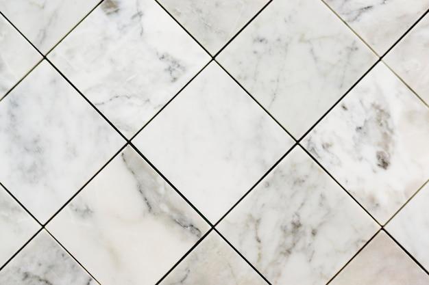 Gros plan de carreaux de marbre texturés Photo gratuit